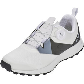 adidas TERREX Two Boa - Chaussures running Femme - blanc